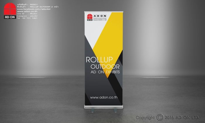 Rollup, โรลอัพ, X stand, Pop up, roll up, banner, แบนเนอร์, ป้ายโฆษณา, ป้ายโฆษณาพับเก็บได้, ป้าย, ป้ายโรลอัพ, ป้ายพับเก็บได้